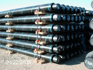 Insulated Pipe Bundle